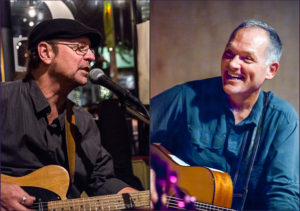 Sign up on our wait list for Larry Murante and Rod Cook on May 4, 2019, at Duvall House Concerts.